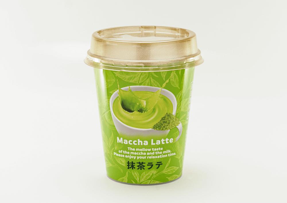 「Maccha Latte 抹茶ラテ」 メインイメージ